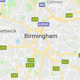 Bringham map